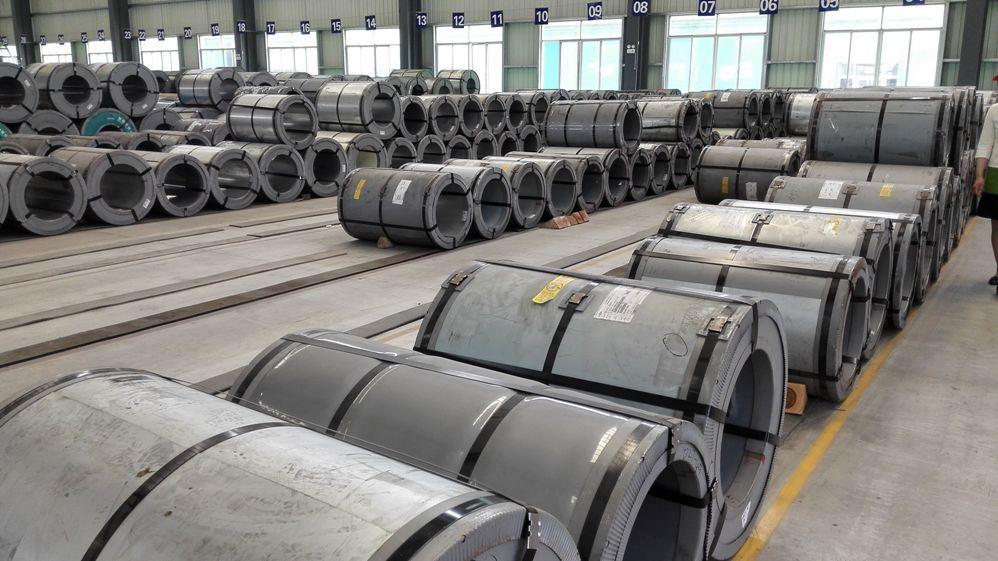 Wuhan Wisco Grade M4 CRGO Silicon Steel Coil
