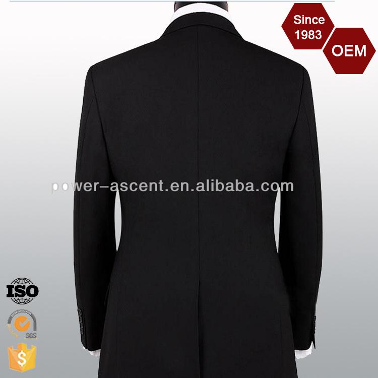 2016 OEM Wholesale Custom Design Classic Fit Men′s Formal Business Suits