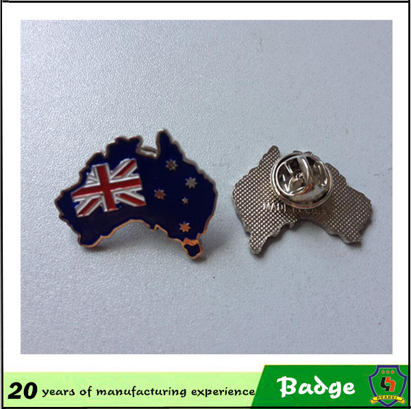 Custom Metal 3D Enamel Badge