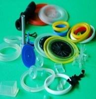 Eco - Friendly Medical Grade Silicone Medical Gasket for Respirator Mask