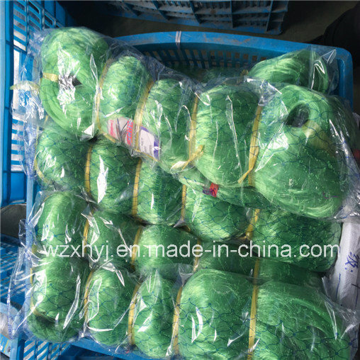 0.40mmx50mmsqx400mdx20m Mono Fishing Trammel Net Wenzhou Xinghai