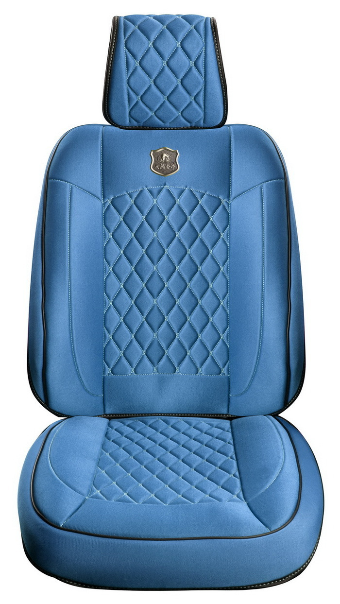 Car Seat Cover 3D Shape with Viscose Fabric