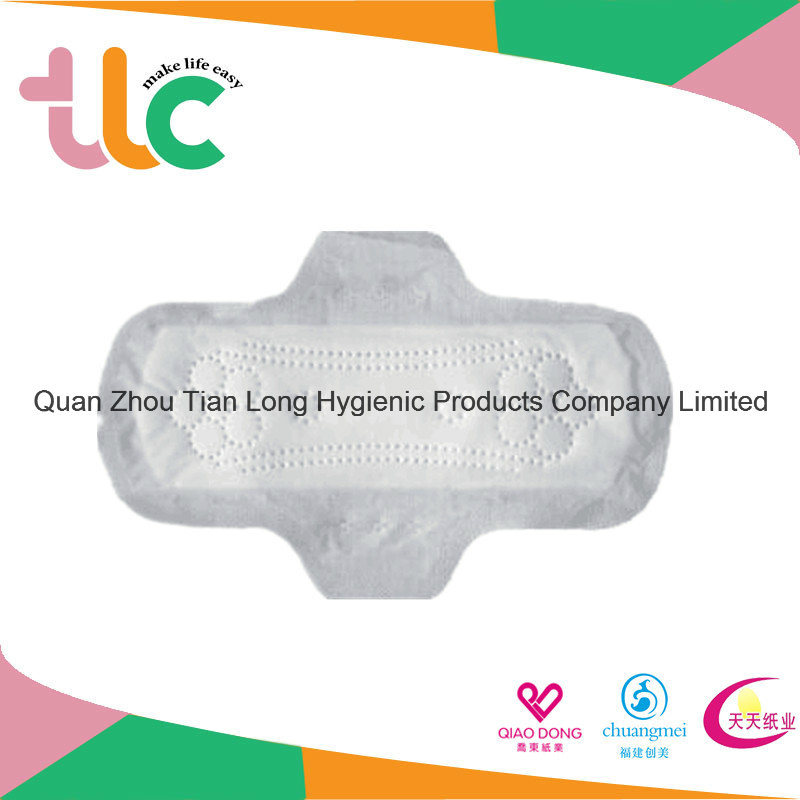 Hot China Manufacturer Customized Brand Name Sanitary Napkin