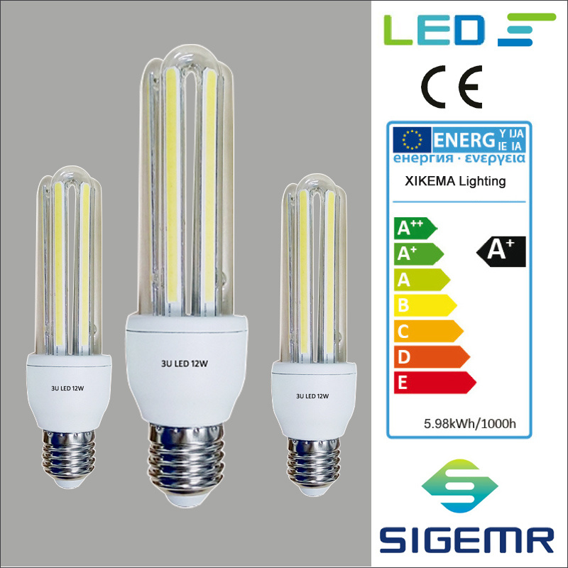 8W 12W 16W COB LED 2u 3u 4u Energy Saving Light Bulbs