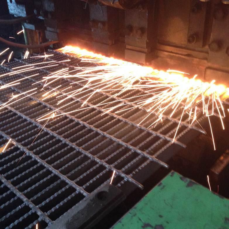 Hot DIP Galvanized Grating Steel