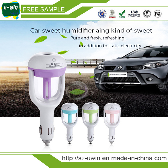 Wholesale USB Mini Portable Car Humidifier