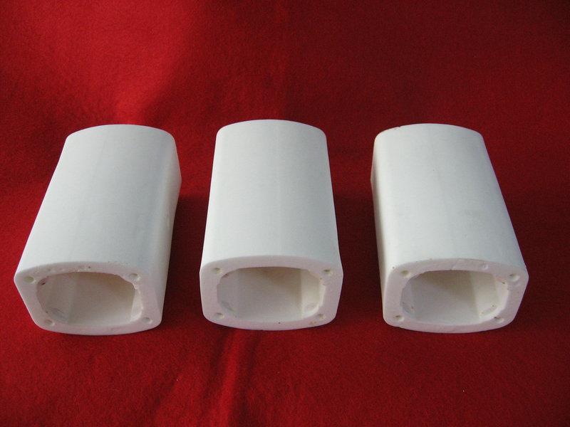 Heating Electric Steatite Ceramic Heater Bushes
