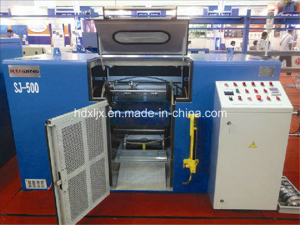 Copper Bunching Machine for Wire and Cable Extrusion Line