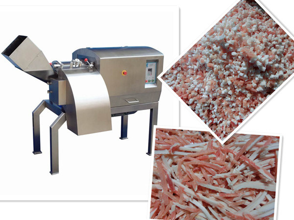 600kg Frozen Meat Dicer/Cutting Machine Drd450 with CE Certification