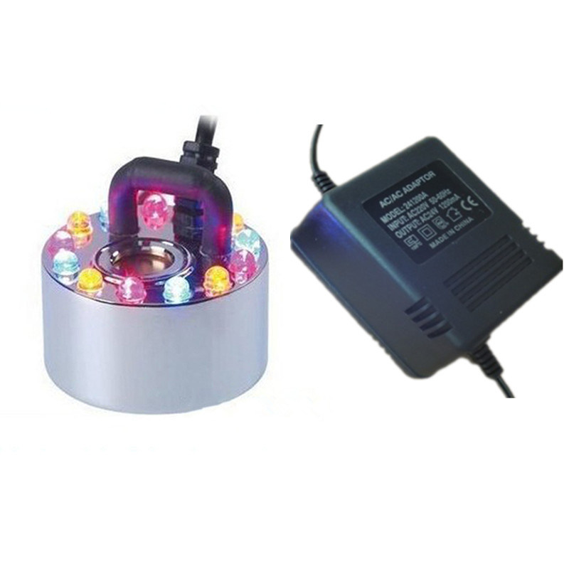 Ultrasonic Humidifier Fogger Mist Maker (HL-mm005)