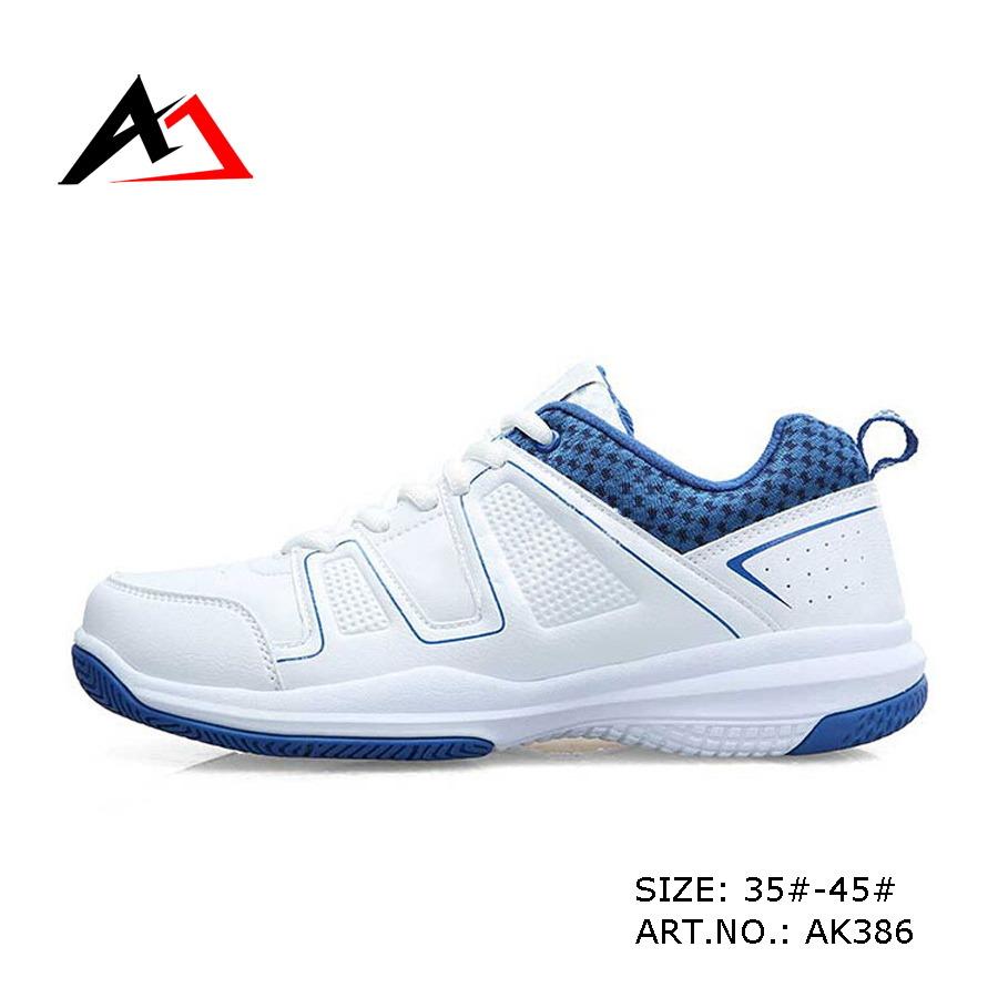 Sports Tennis Shoes Badminton Footwear for Men Shoe (AK386)