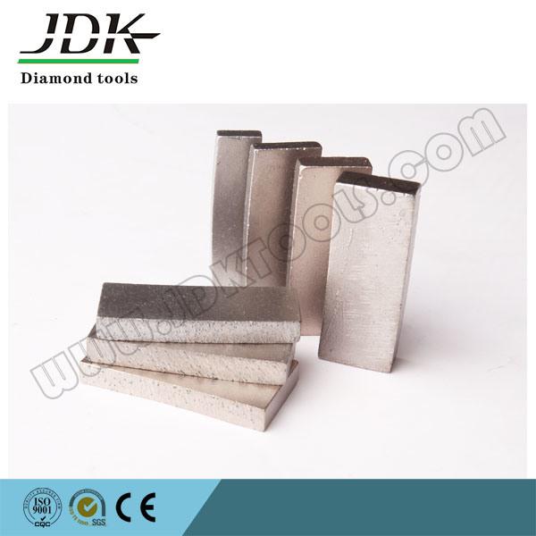 Jdk Diamond Segment for Sandstone Cutting