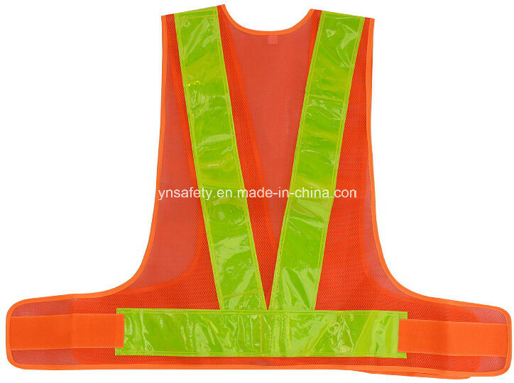 High Quality Custom Reflective Road Construction Safety Vest