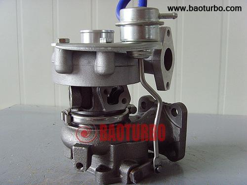 CT9 17201-64110 Turbocharger for Cummins