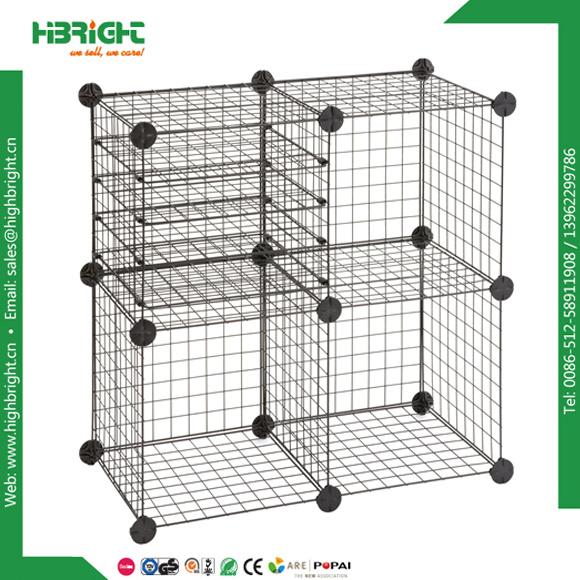 Pet Wire Mesh Grid Storage Guinea Pig Cages