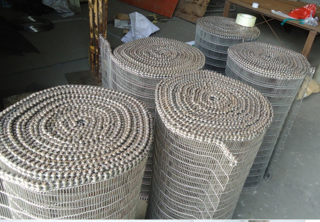 Mesh Belt for Food Processing Conveyor Equipment