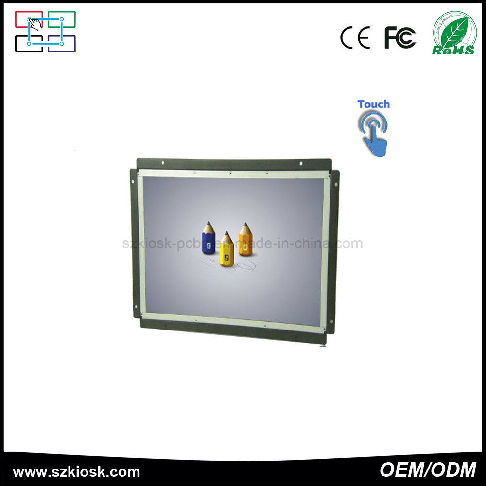 Hot 10.4 Inch Touch Screen Open Frame LCD Monitor