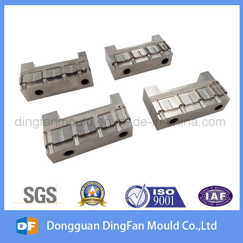 Customized CNC Machining Part Spare Parts for Insert Mould