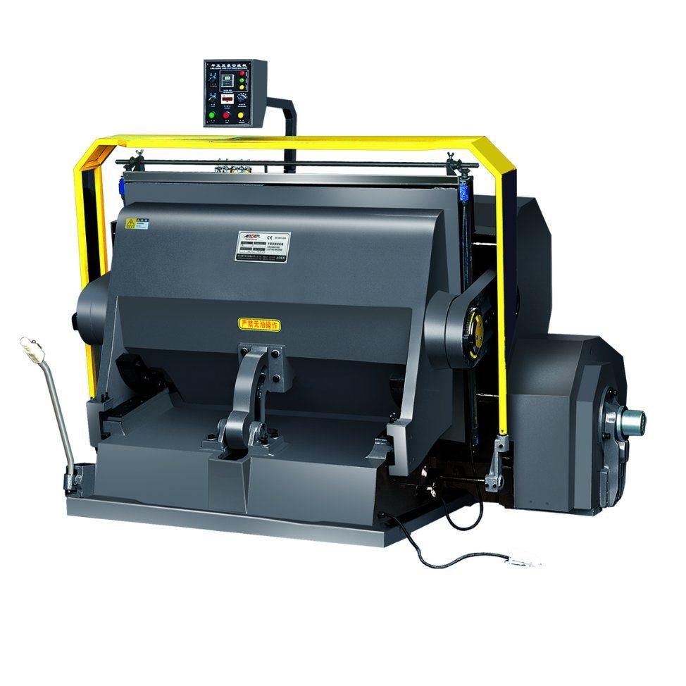 Ml-2200 Creasing and Die Cutting Machine
