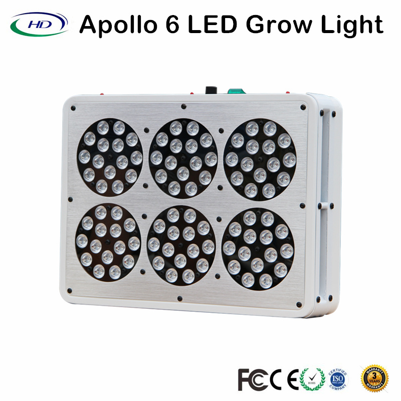 Apollo 6 LED Grow Light for Herbs & Medical Plants