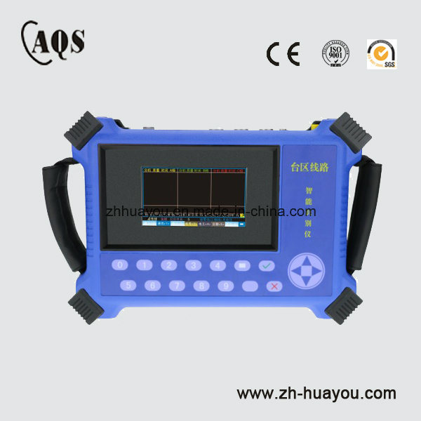 Intelligence Station Line Identification Instrument for Electronic Energy Meter