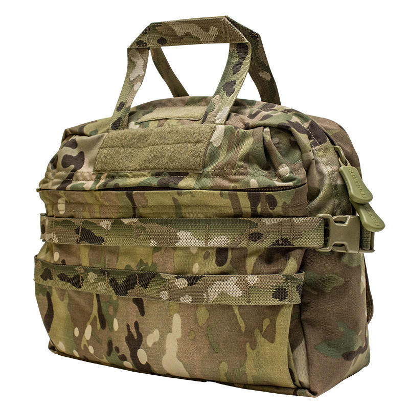 Military Outdoor Tactical Water-Proof PC iPad Backpack