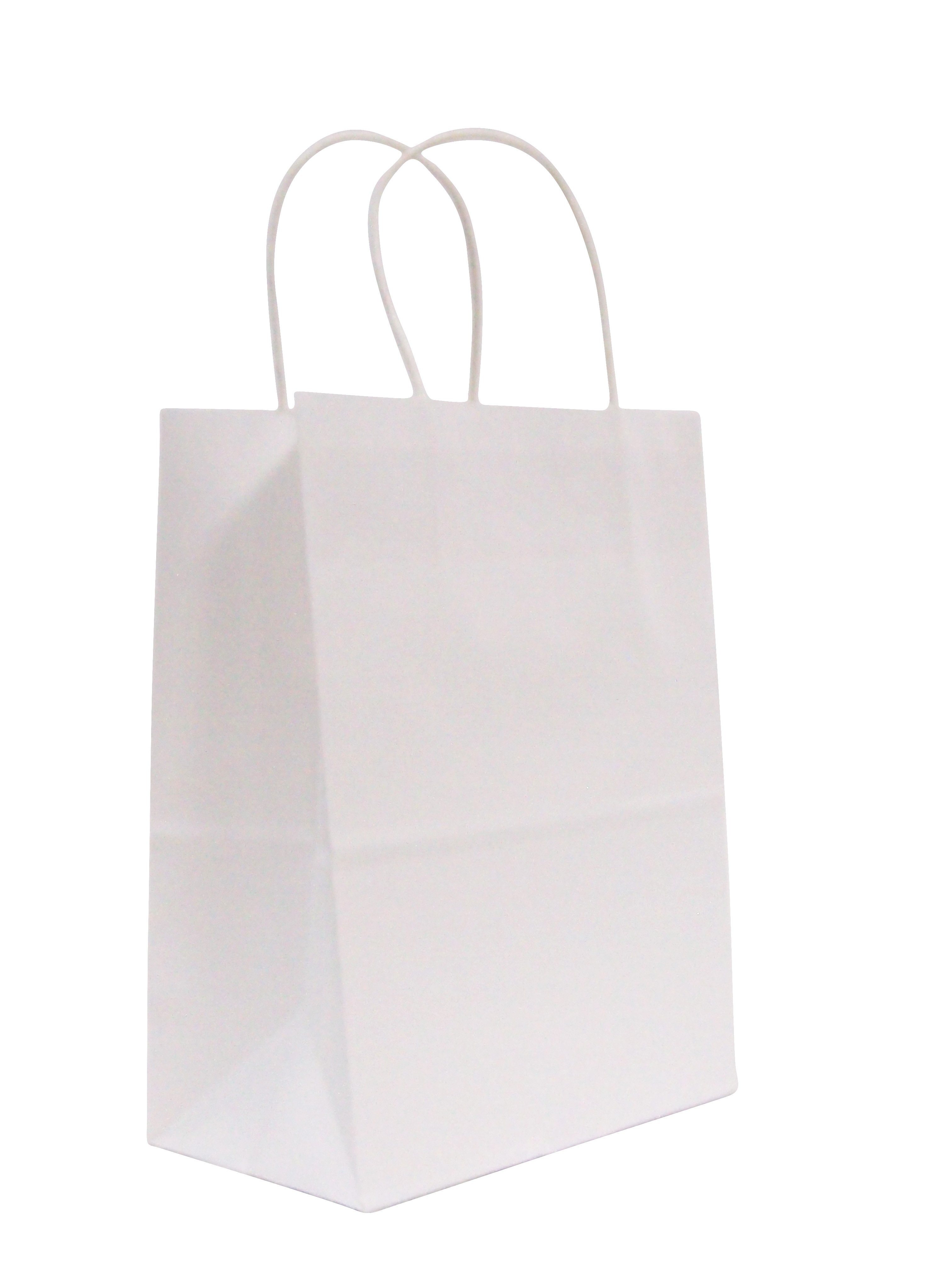 Offset Printing Food Package Paper Bag Kraft Paper Bag