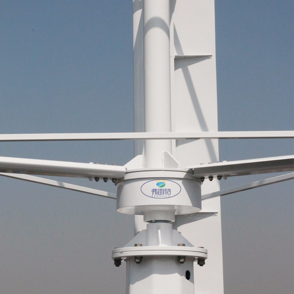 3000W Vertical Wind Turbine Generator with 3 Blades