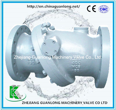 Flanged Tilting Disc Non Slam Swing Non Return Check Valve