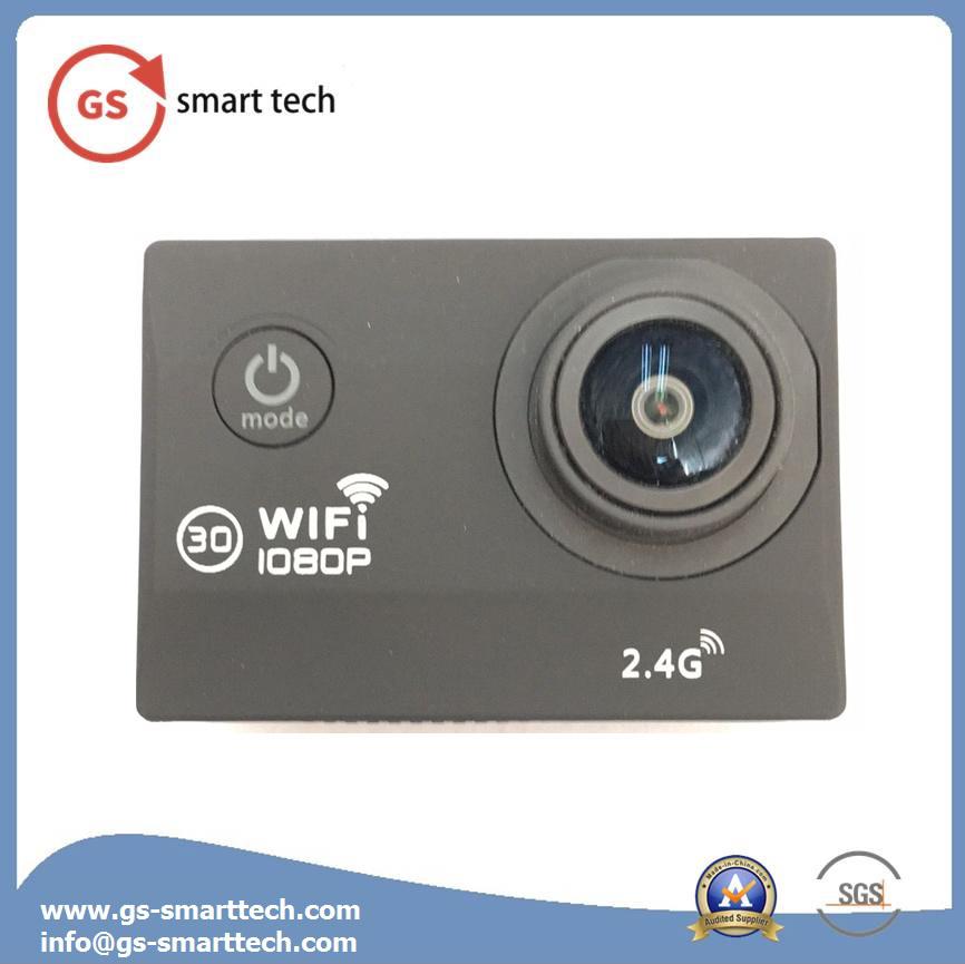 Mini Video Camera Sport WiFi DV 720p Wireless Remote Control Action Outdoor DV