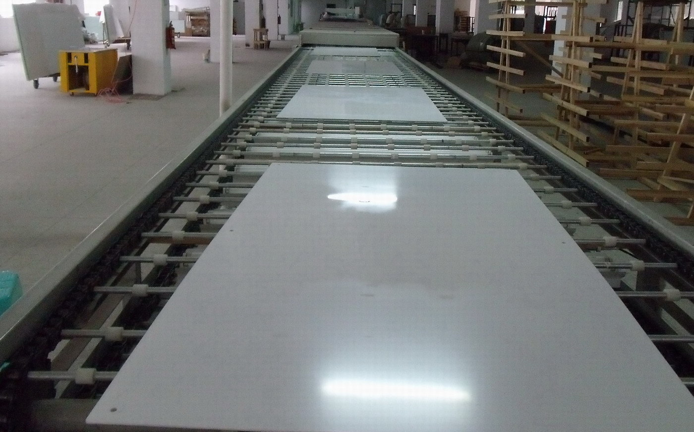 Frosted Glass Projection Screen