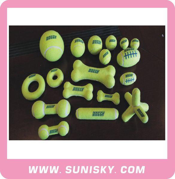 Pet Toys Dog Tennis Toys Pet Training Toy