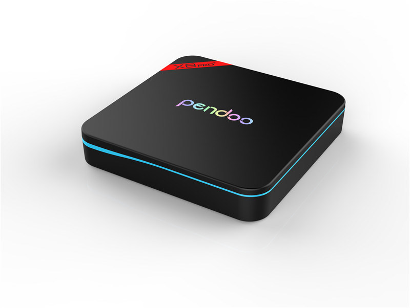 2016 High Performance! 4k Pendoo X8 PRO+ Amlogic S905X 2g 16g Quad Core Android 6.0 TV Box