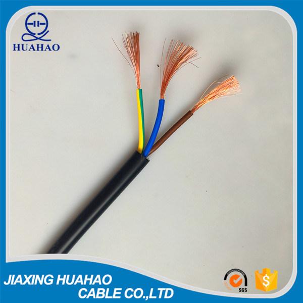 3X2.5mm2 Copper Condcutor Flexible Cable