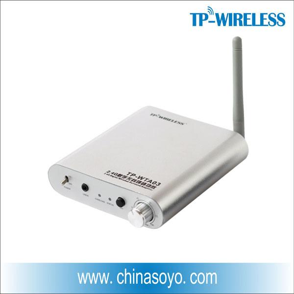2.4GHz Digital Wireless Power Amplifier for Wireless Surround Sound System