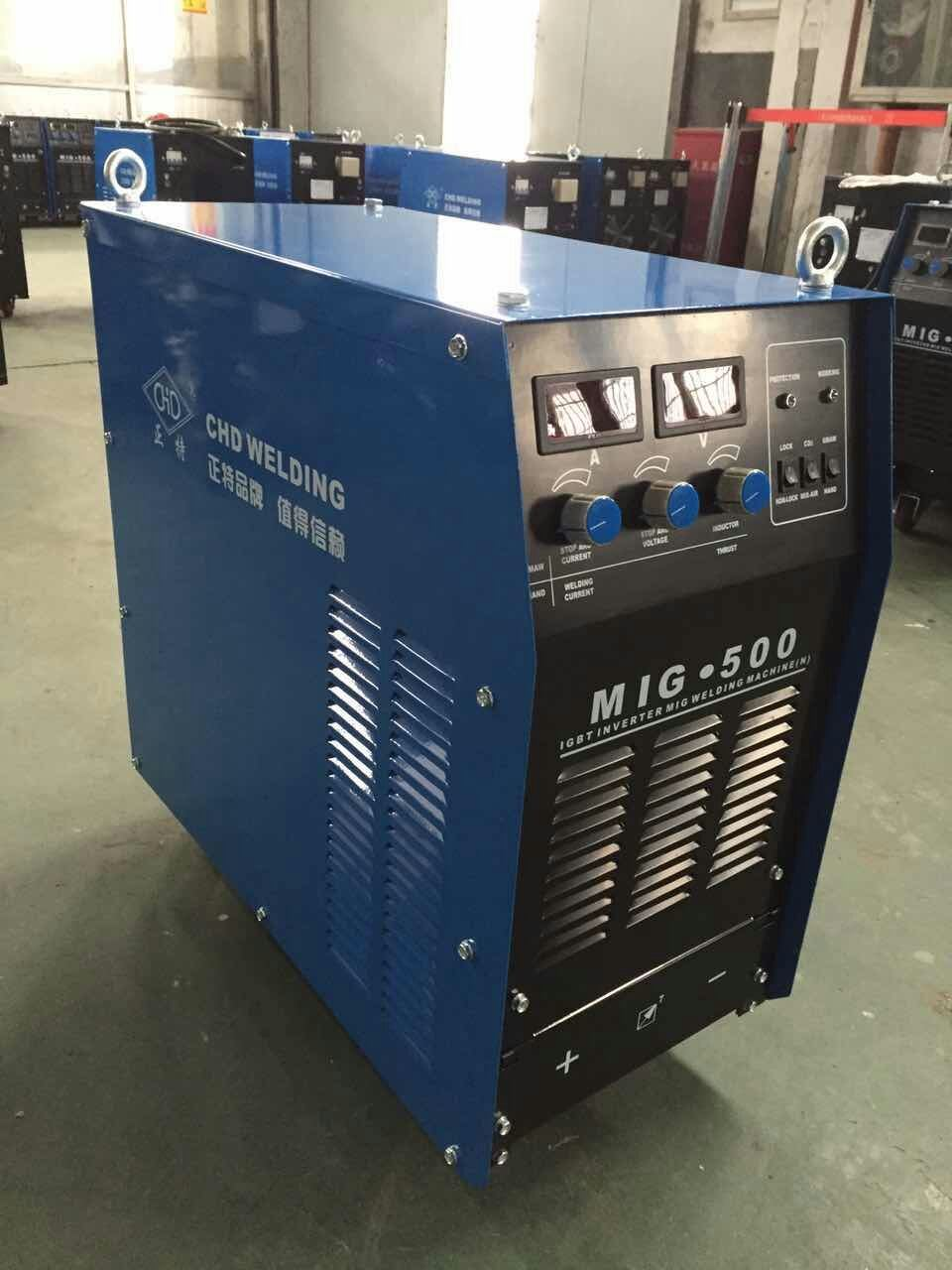 Inverter MIG Welding Machine IGBT MIG Welding Machine