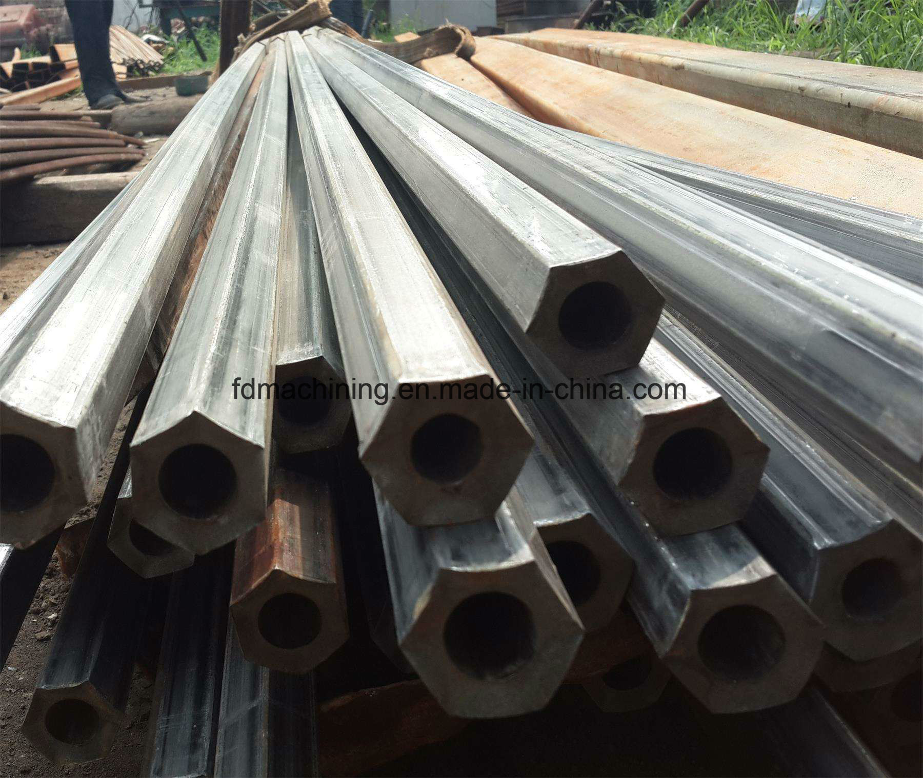 Cold Drawn Hexagonal Steel Pipe