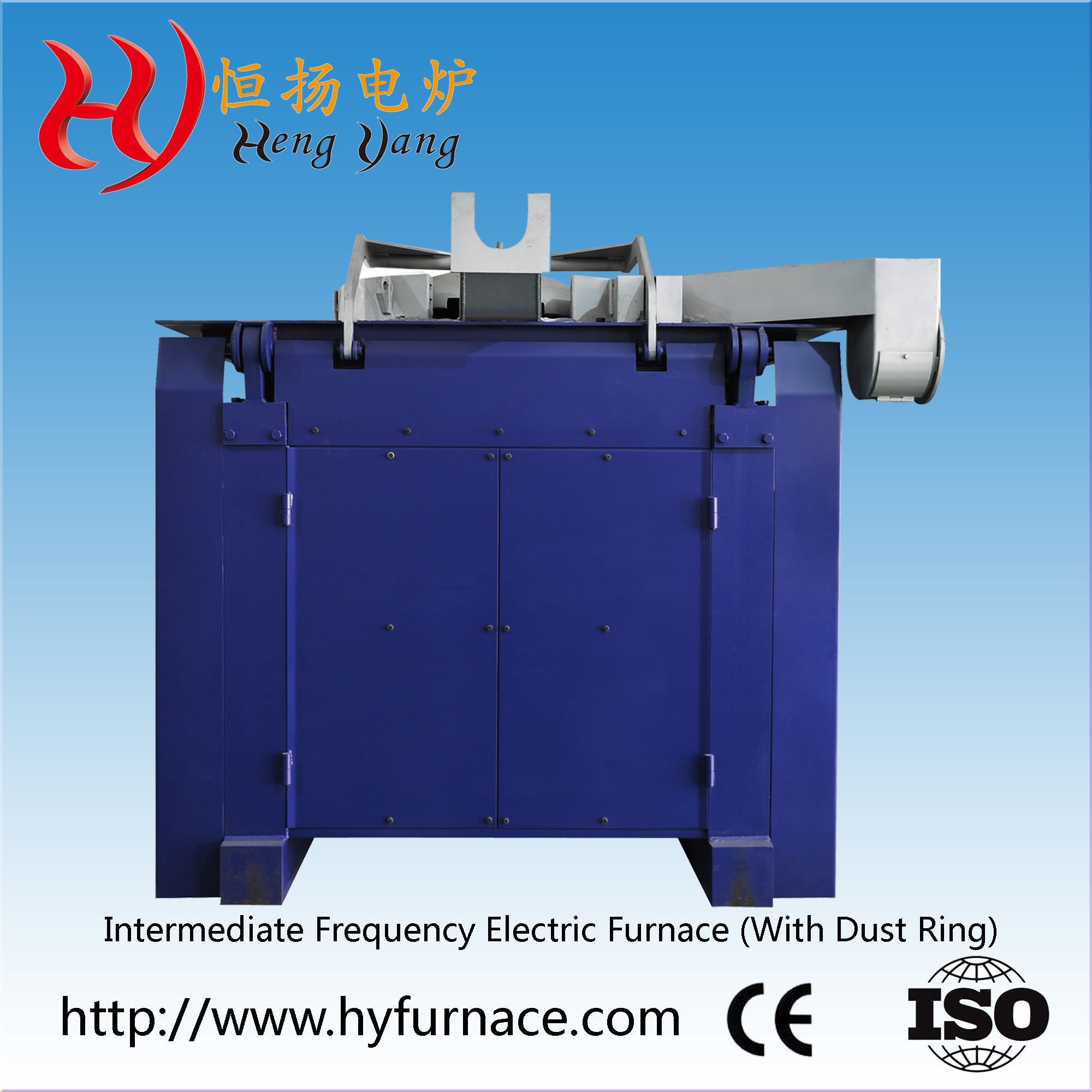 Melting Metal Furnace Make in China