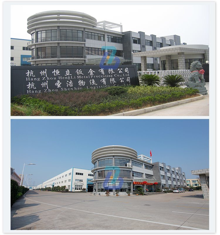 China Cutting, Bending and Painting Sheet Metal Fabrication