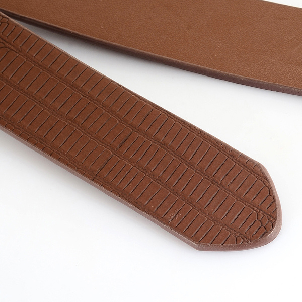 India Men′s PU Leather Cheap Belt (RS-150232)