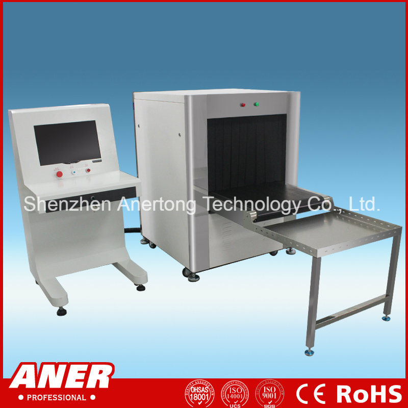 K6550 X Ray Airport Baggage Scanner for Check Point