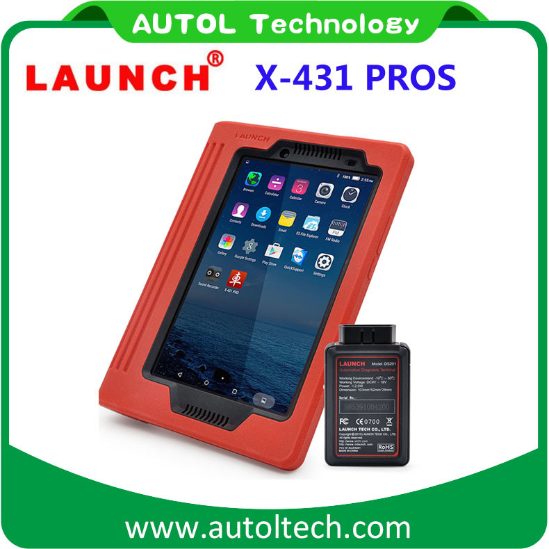 Original Launch X431 PRO 8′′ Tablet PC Auto Car Diagnostic Tool Free Update on Official Website X-431 Proglobal Version