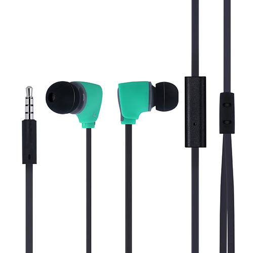a Variety of Styles of in-Ear Earphone