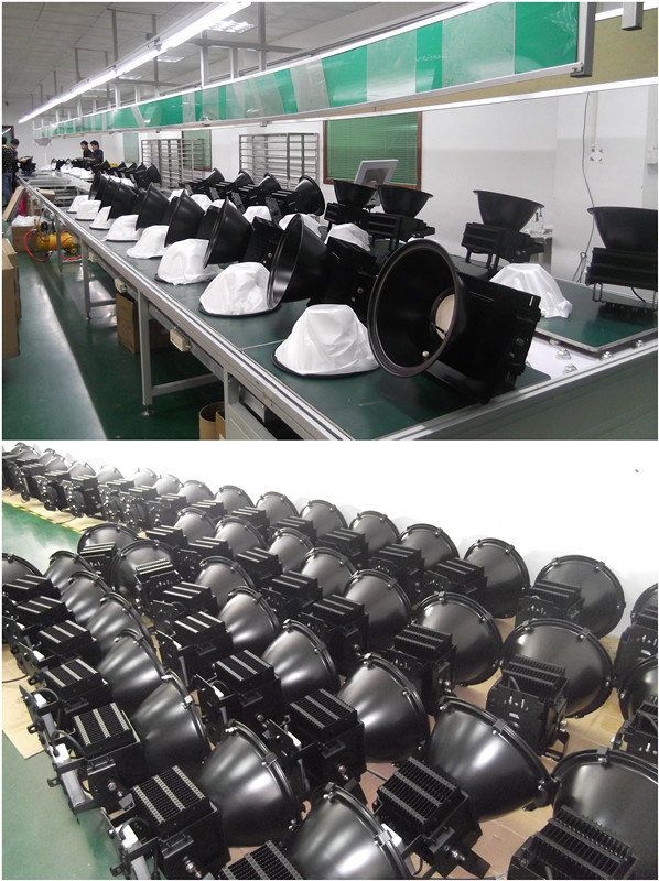 CREE Chip IP65 LED Industrial Light 500W with Ies File