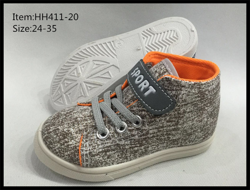 Latest Design Children Canvas Shoes Leisure Shoes (HH411-19)