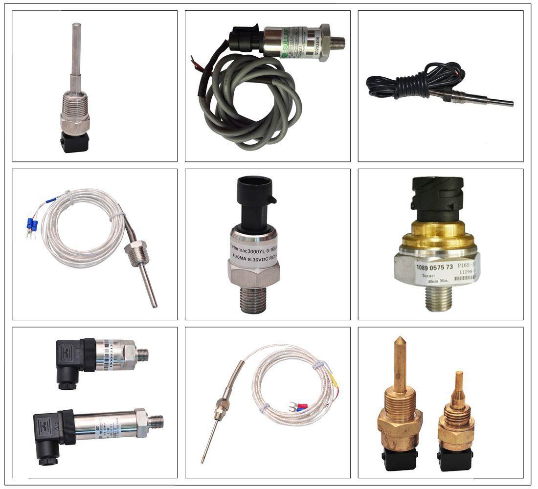 Pressure Transducer Pressure Sensor 34847666 Atlas Copco Air Compressor