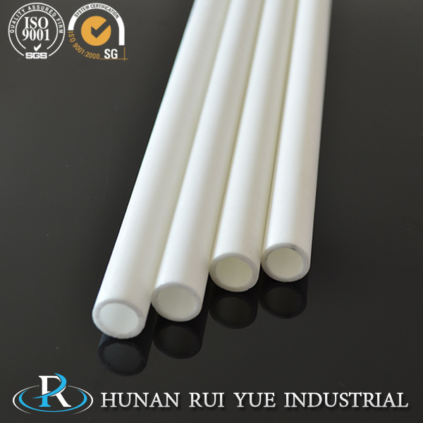 High Temperature of Alumina Ceramic Thermocouple Tube for Protection