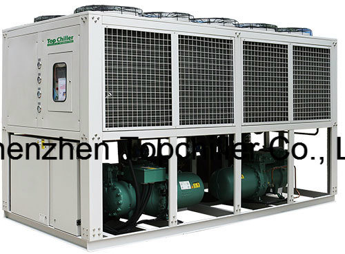 120ton/320kw Air Cooled Screw Chiller with Bitzer Screw Compressor