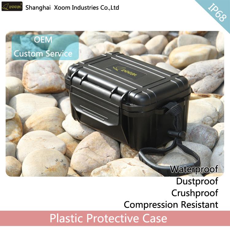 with DIY Foam and Separation Bag IP68 Camera Waterproof Case