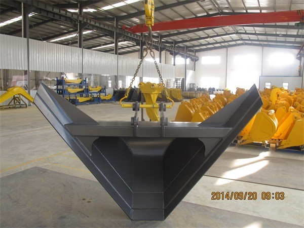 Excavator Trapezoidal Bucket, Rock Heavy Duty Bucket